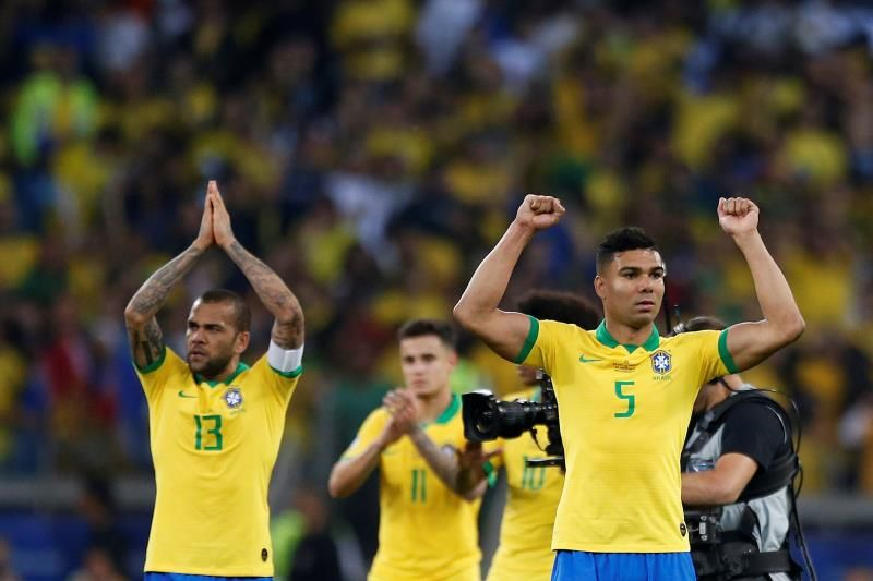 2-0. Gabriel Jesús y Firmino fulminan a Argentina y meten a Brasil en la final