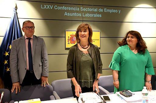 Gobierno y autonomías acuerdan la distribución de los 297 millones de euros restantes para Políticas Activas de Empleo