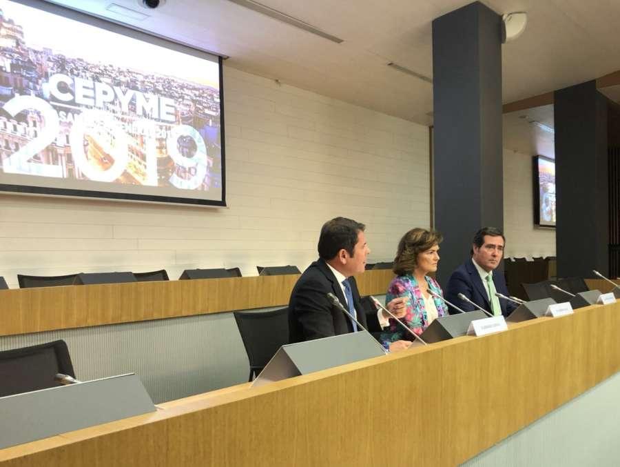 CEOE y CEPYME: Las nuevas medidas por el coronavirus van