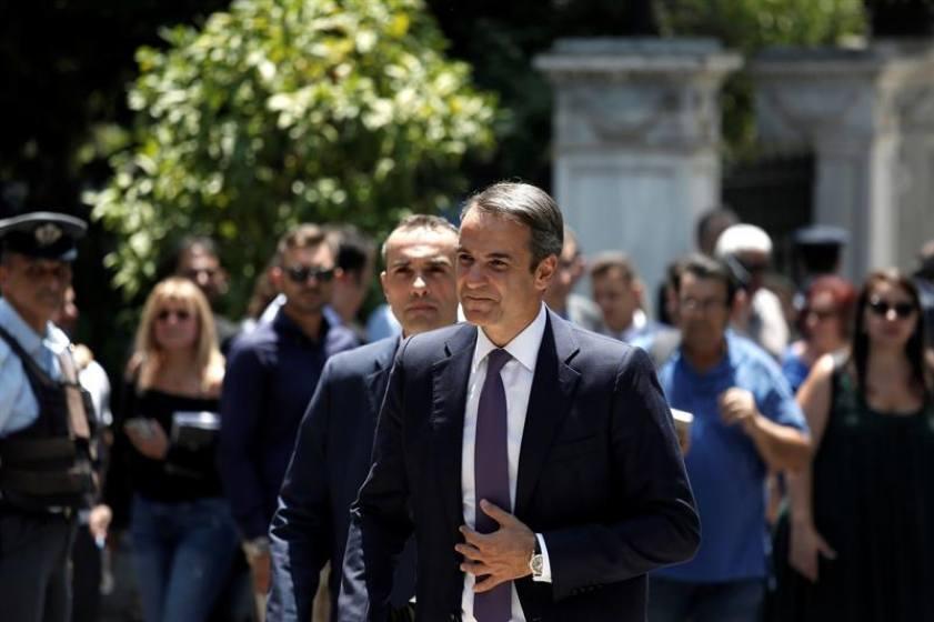 Un día después de las elecciones Grecia ya tiene nuevo primer ministro