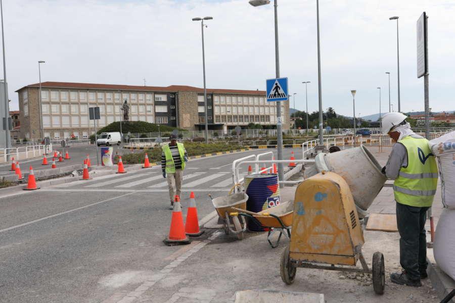 4,8 millones de euros para el mantenimiento de calles y espacios públicos de Pamplona
