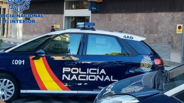 La Policía Nacional detiene a un maltratador al que su pareja denunció a través de AlertCops