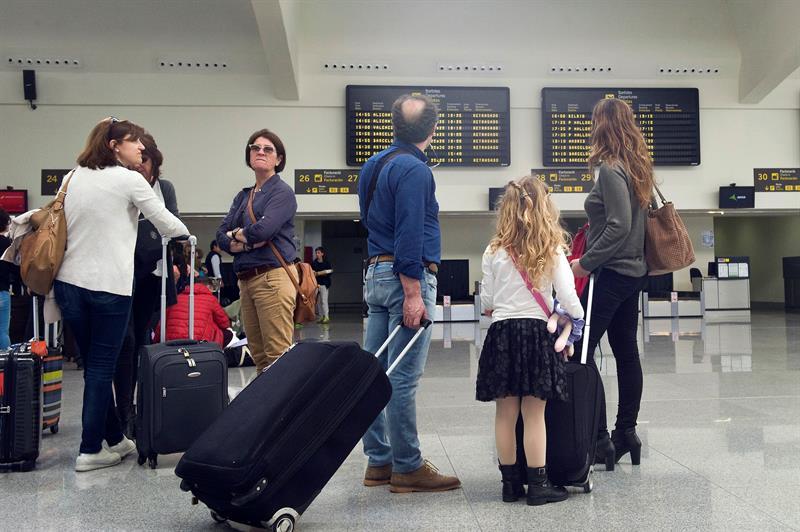 Los españoles gastarán 2.034 euros de media en las vacaciones de verano