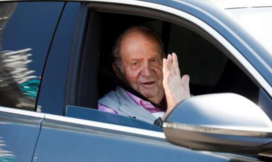 Don Juan Carlos recibe el alta tras su triple 'bypass':