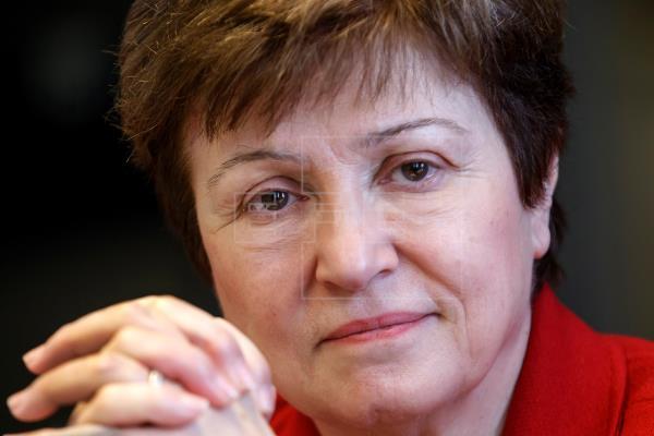 Georgieva será la candidata para liderar el FMI en medio de la división europea