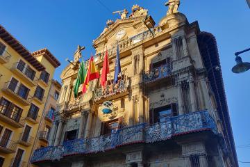 Pamplona celebra el Día Internacional de la Juventud