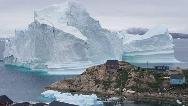 Ola de calor dispara las temperaturas y acelera el deshielo en Groenlandia