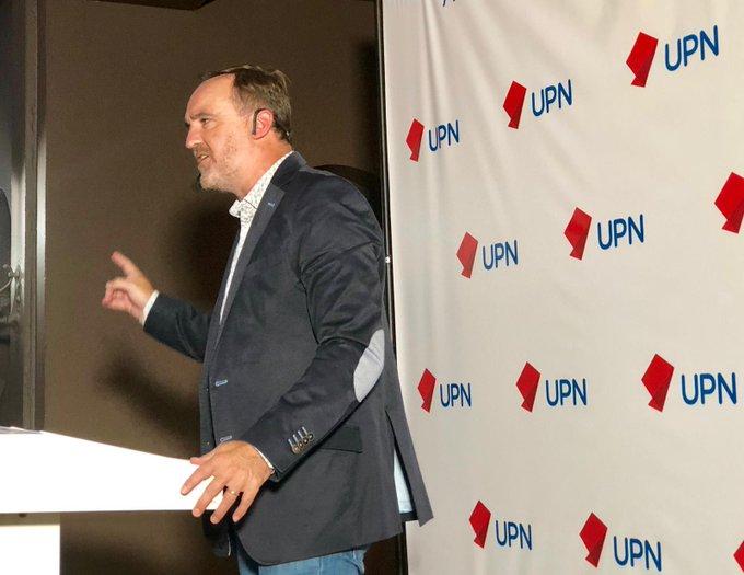 UPN aplaza su Congreso hasta que la situación generada por el Coronavirus permita su celebración