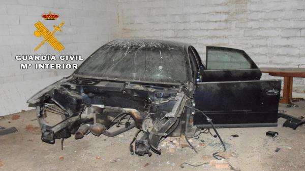 Desarticulado un grupo especializado en robo de coches y drogas en la Ribera