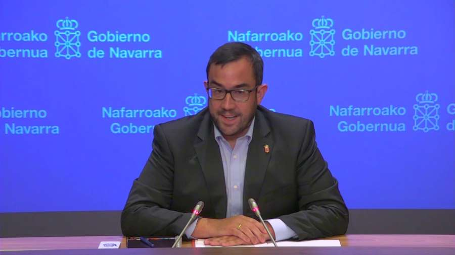 """El Gobierno navarro expresa """"respeto máximo"""" a la sentencia de los agresores de Alsasua"""