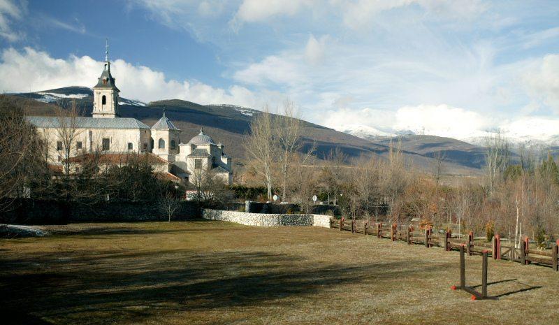 Una nueva vida para el Real Monasterio del Paular en Rascafría