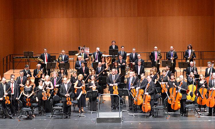 AGENDA: 16 y 17 de enero, en Baluarte, sexto concierto de la Orquesta Sinfónica de Navarra