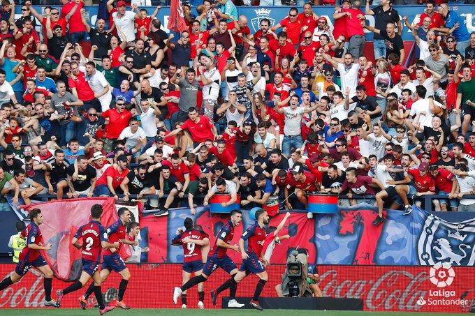 2-2. El Barcelona choca con la tenacidad de Osasuna en El Sadar