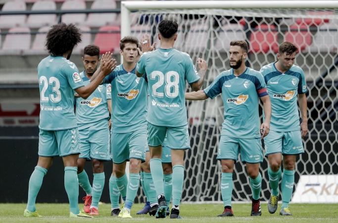 0-1. Osasuna gana en Holanda al Nijmegen con un gol de Marc Cardona