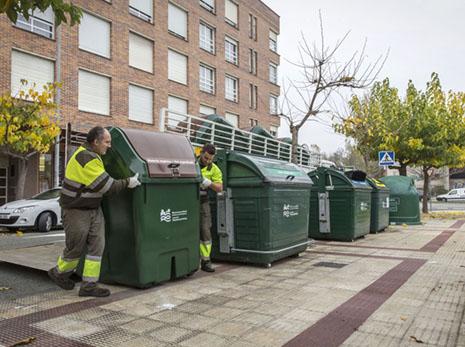 Los navarros, los más concienciados con el reciclaje en el hogar