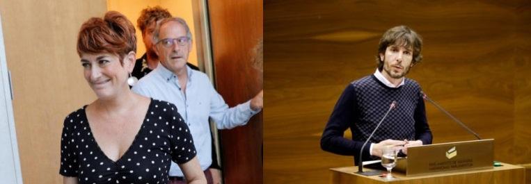 Investidura Chivite: Bildu hará oposición