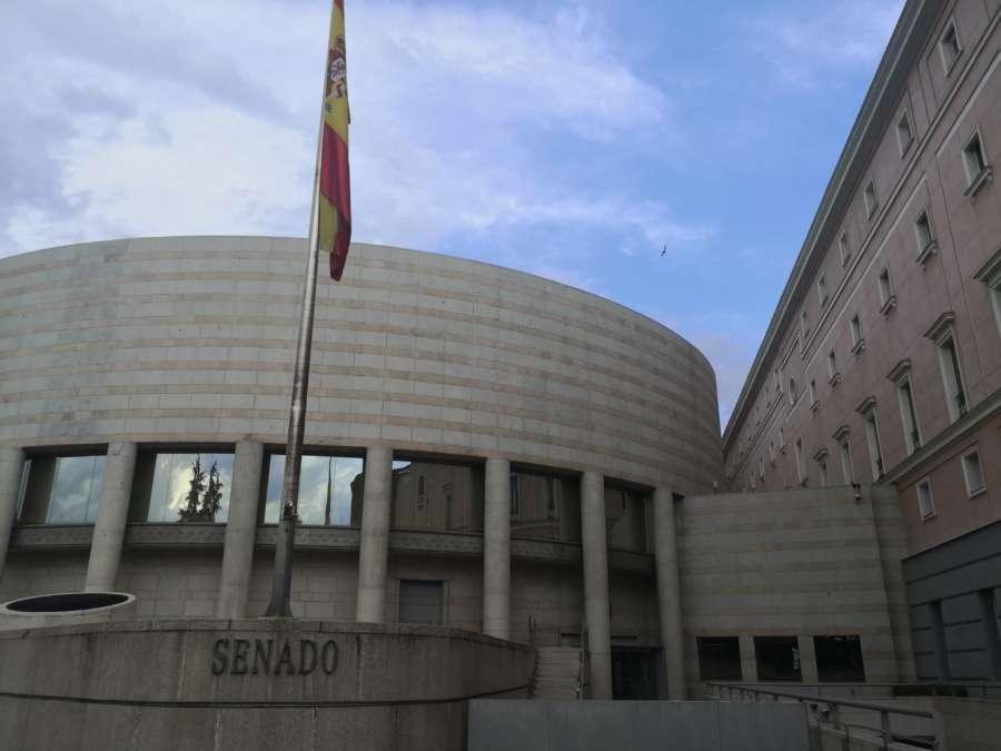 Todo listo en el Senado para arrancar la XIV legislatura con nueva presidenta