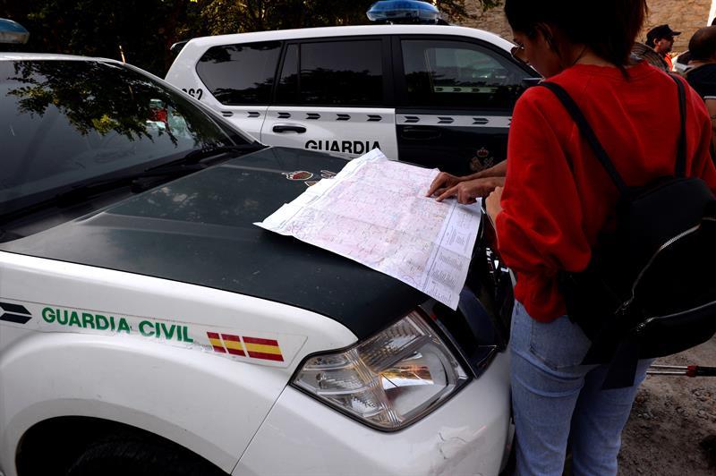 La Policía estudia