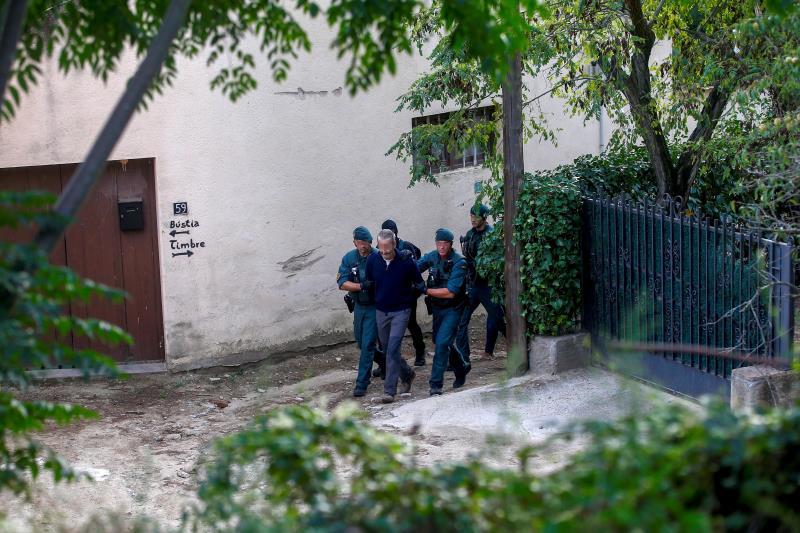 """Evolución de los CDR: """"máxima clandestinidad"""" y """"riesgo real"""" para la población"""
