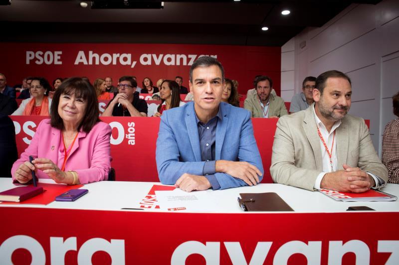 Eelecciones 10N: Sánchez cuestiona a PP y Cs por ser