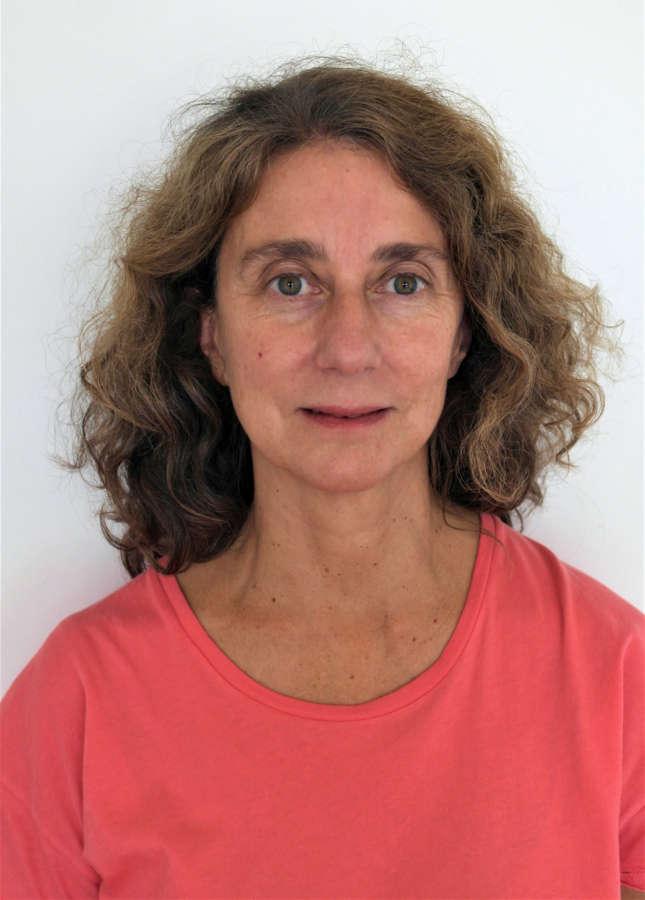 Mª Isabel Gómez, responsable de Ecología Urbana y Movilidad de Pamplona