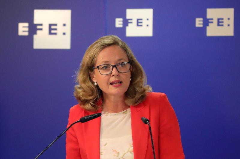 """Calviño prefiere no """"prejuzgar"""" el dictamen del abogado del Tribunal de la UE sobre el IRPH"""