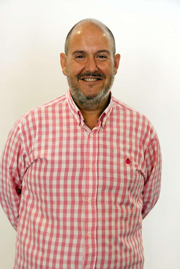 Ignacio Gutiérrez, nuevo jefe de gabinete del delegado del Gobierno