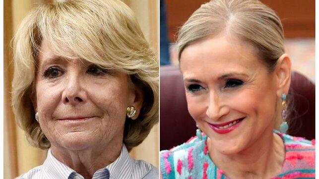 Imputan a Aguirre y Cifuentes en Púnica por la financiación del PP madrileño