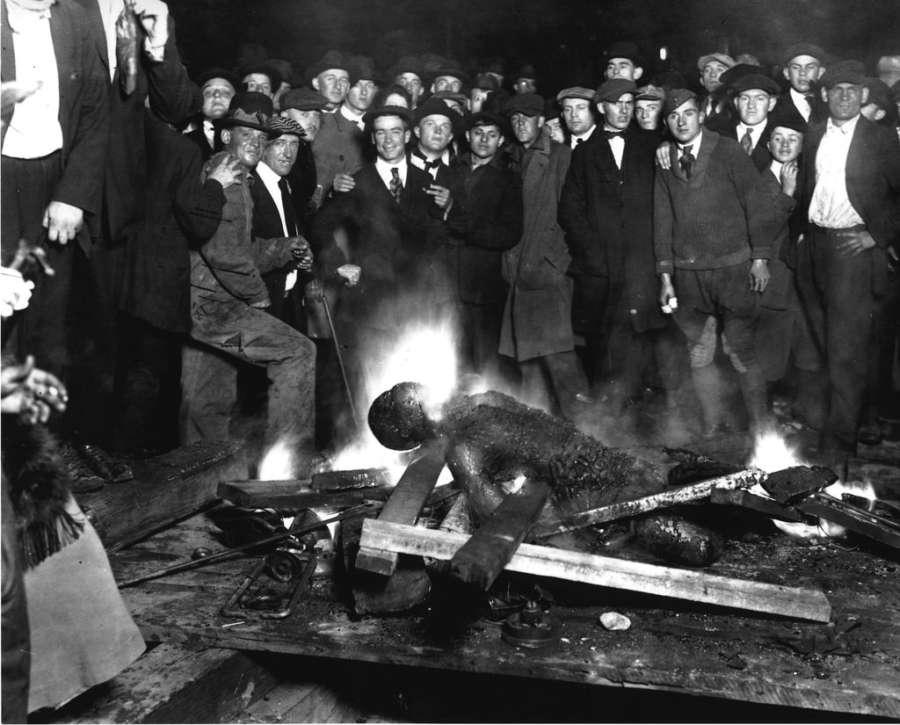 Incidentes raciales en Omaha, Estados Unidos