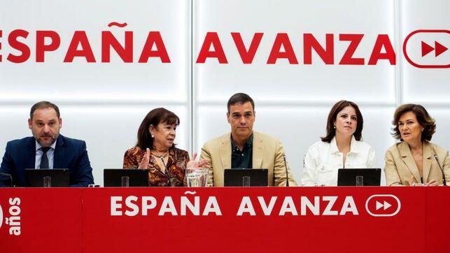 El PSOE avanza una campaña