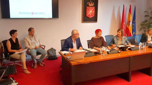 Indurain señala la salud publica y laboral como una de sus prioridades