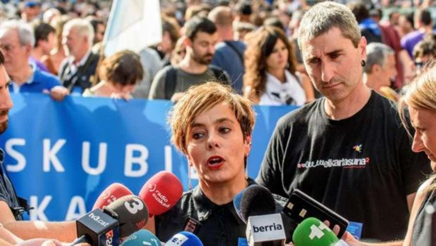 Izko dimite como concejal en Pamplona cumpliendo con la inhabilitación del TS