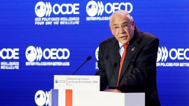La OCDE rebaja el crecimiento de España dos décimas en 2019 y otras tres en 2020