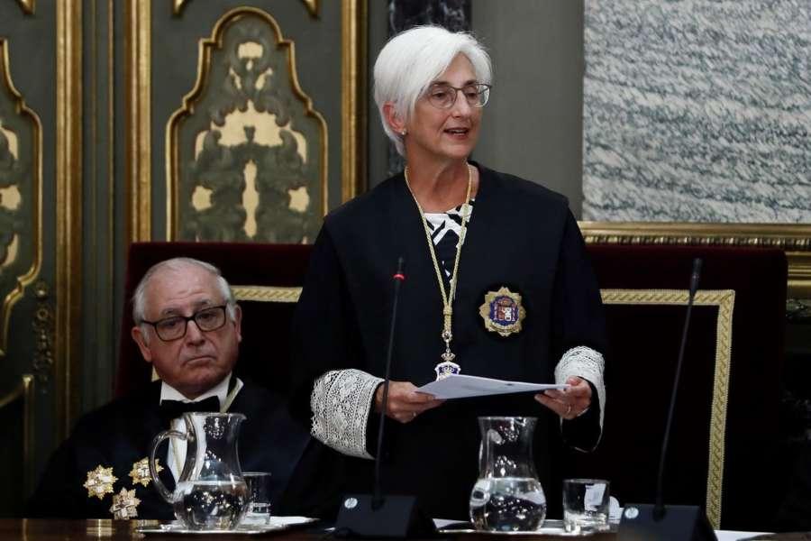Covite critica que la fiscal general del Estado dé a ETA por