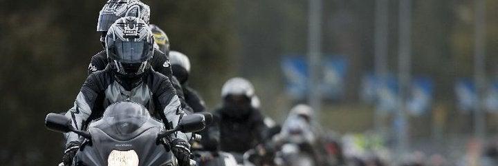 200 Motoristas reciben en Los Arcos formación sobre seguridad vial