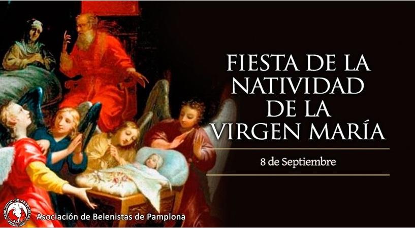 AGENDA: 9 de septiembre, en Parroquia de San Jorge, Misa organizada por Belenistas de Pamplona