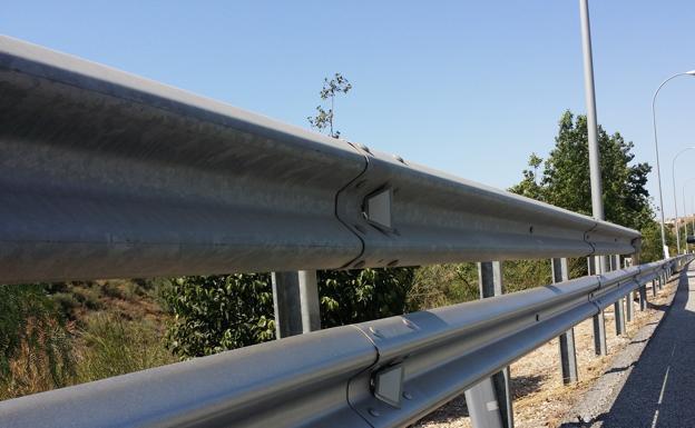 Navarra adaptará los quitamiedos de 22 carreteras con una inversión de 400.000 euros