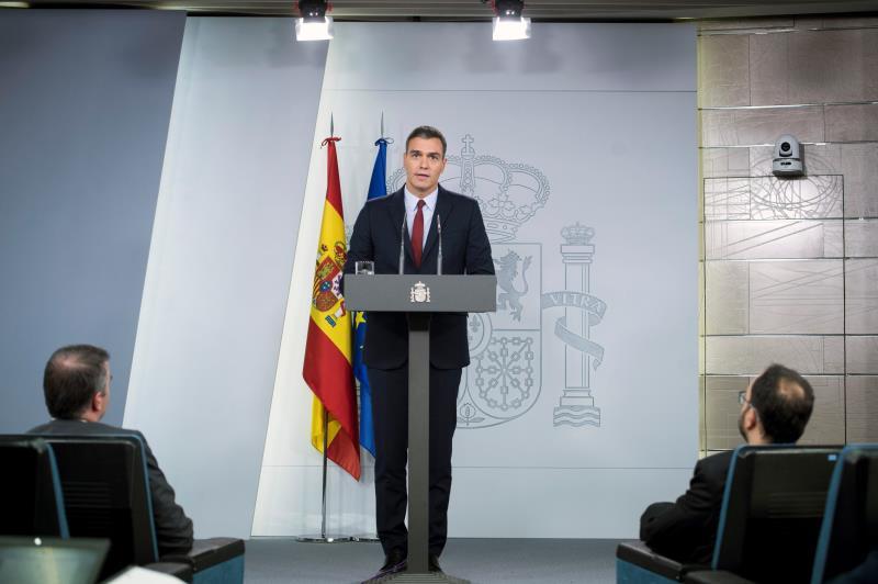 Exhumación de Franco: Sánchez anuncia que se abordará el traslado de otros restos del Valle de los Caídos