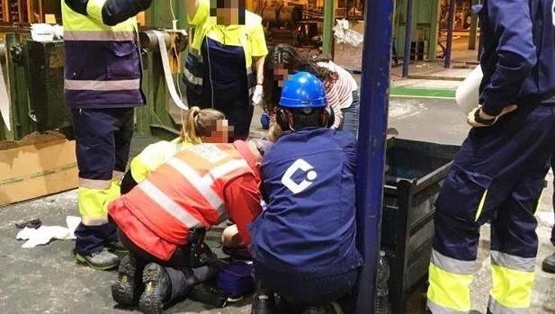 UGT advierte de que la siniestralidad laboral