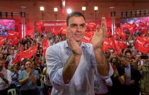 10N: Sánchez arranca la campaña pidiendo que se vote