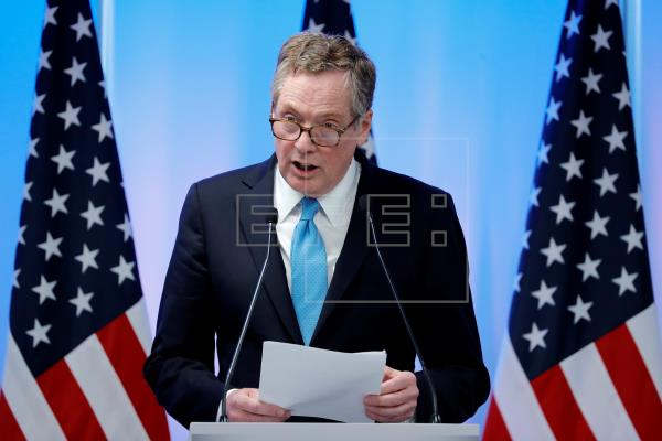 EE.UU. impondrá aranceles desde el 18 de octubre a la UE tras un fallo de la OMC