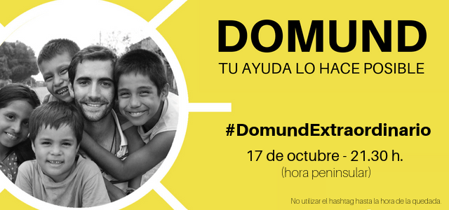 """""""Bautizados y enviados"""", lema del Domund 2019 y el mes misionero de octubre"""