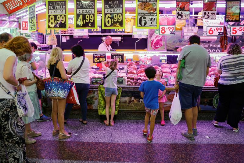 La inflación se modera al 0,1 % en septiembre por el abaratamiento de la luz