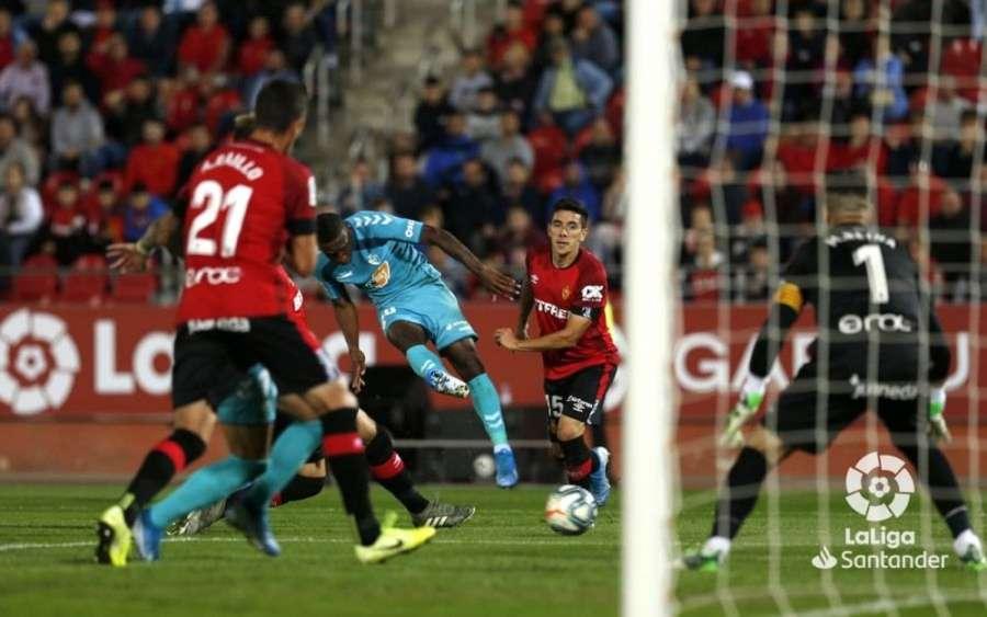 2-2: El Mallorca no pudo con la fe de Osasuna
