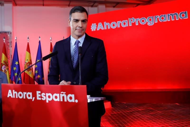 10N: Sánchez pide responder a la ultraderecha, que vuelve a la carga, votando PSOE