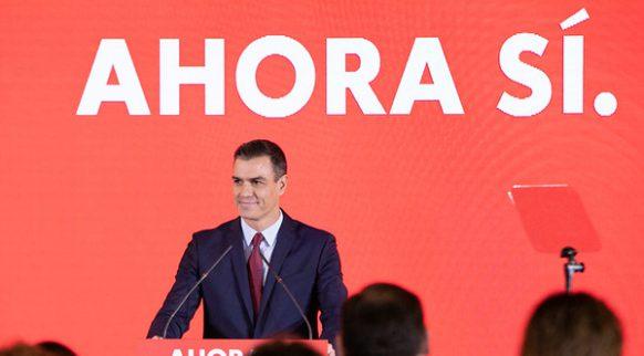10N: Sánchez llama a la movilización ciudadana para