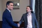 """El Gobierno defiende el pacto con Podemos: la derecha se ha """"autoexcluido"""""""