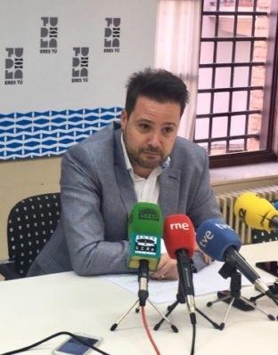 El Alcalde de Tudela da positivo en coronavirus
