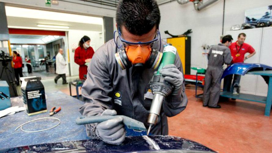 Navarra lidera un proyecto para estancias en el extranjero de alumnos de FP