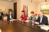El Gobierno de Chivite valora el acuerdo de Bildu para apoyar los Presupuestos de Navarra 2020